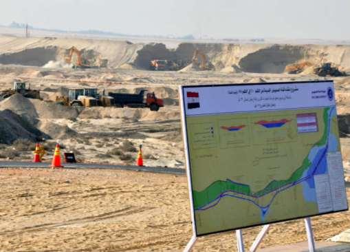 Российская промышленная зона в Египте