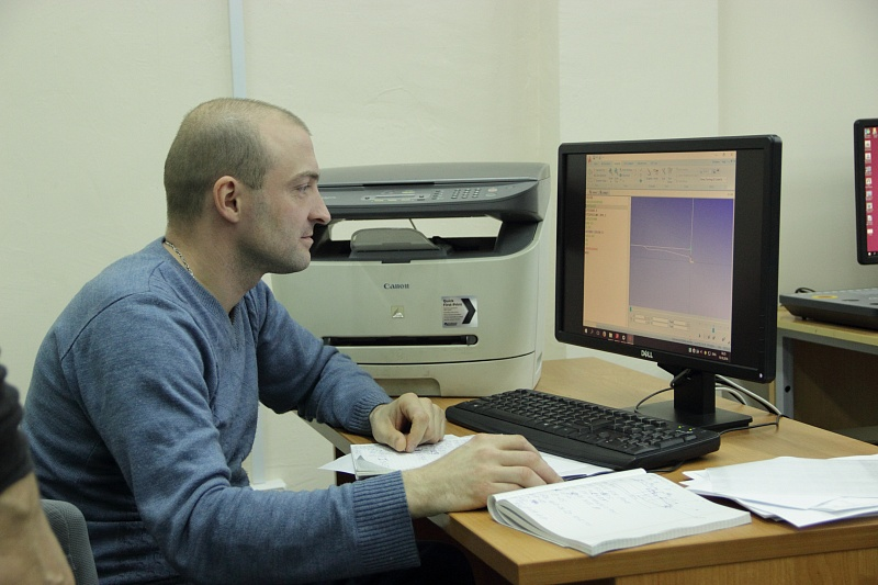 "Программа ""Повышение квалификации наладчика станков с ЧПУ""."